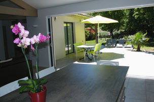 Gîte avec terrasse à Balazuc