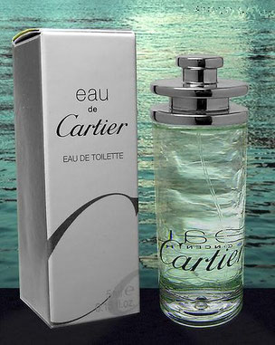 EAU DE CARTIER - EAU DE TOILETTE 5 ML