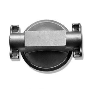 炭素鋼精密鋳造品