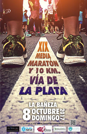Media Maratón Vía de la Plata