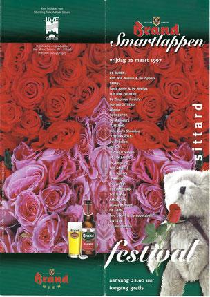 Smartlappenfestival Sittard 1997
