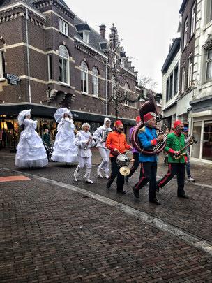 Parade openingsmiddag Wèntjerdruim