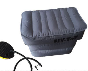 fly-tot cushion for flights with babies, toddler and children who travel