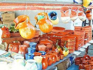 Markten in de omgeving van Villa Cas del Lago