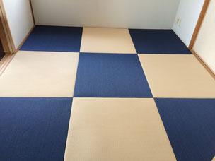 横浜 港南区の畳屋さん 内藤畳店 琉球風畳ダイケン健やか和紙畳