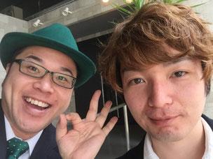 右:Beat Agencyの大戸さん