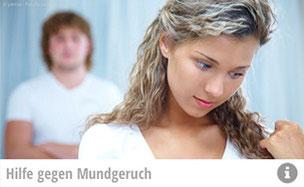 Warum hilft die professionelle Zahnreinigung (PZR) Nürnberg auch gegen Mundgeruch? (© yanlev - Fotolia.com)