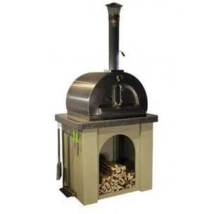 pizza oven, buitenkeuken, bbq, barbecue, florence