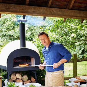 pizza oven, buitenkeuken, bbq, barbecue, jamie oliver, leggero, dome