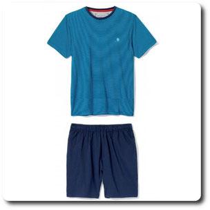 комплект футболка и шорты атлантик