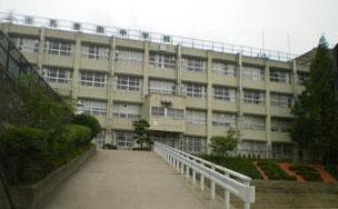マンハイムグラン石切,孔舎衙中学校