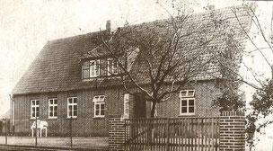 Ahuser School um 1949