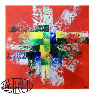 stefan ART, Farbklecks
