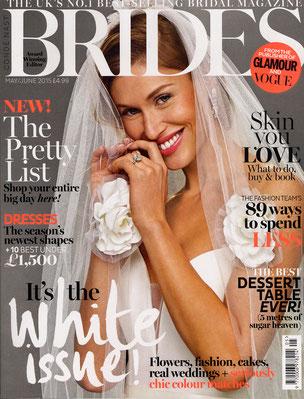 Emma Hedley Jewellery Brides Magazine