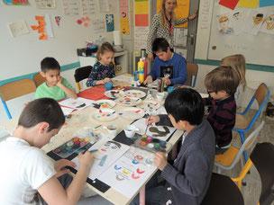 Pendant les vacances scolaires à Strasbourg, Alphabet Road propose des activités en anglais pour enfants pour apprendre à parler l'anglais