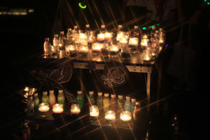 ガールスカウト茨城25団 「輝く夜空」