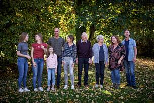 fotograaf voor grote familie in Maastricht