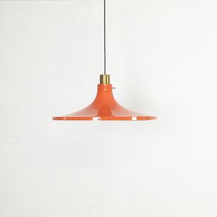 hanging light  - Hans Agne Jakobsson for HAJ AB Markaryd | Sweden, 1960s