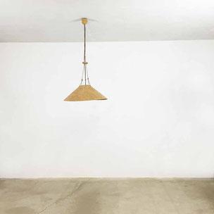 yourhomeplus yourhomeplus.de Hanging lamp by Wilhelm Zanoth & Ingo Maurer | Zanotl 1974 | Design M