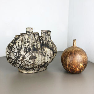 xxl unique studio pottery  Gerhard Liebenthron Germany | 1970s