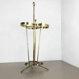 hollywood regency umbrella stand - brass Austria | 1950s  desk light  - Hans Agne Jakobsson for HAJ AB Markaryd | Sweden, 1960s