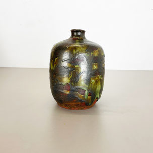 Floral Glass and Brass Ceiling Wall Light Ernst Palme | Palwa 1970s Germany  brass wall light Italy | 1960s stinlovo vintage midcentury modern art yourhomeplus