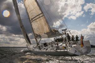 CJ Legend Kiel Charter Maxisailing Event schiff