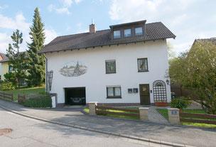Bamberg Berggebiet Haus zu verkaufen mit Garten