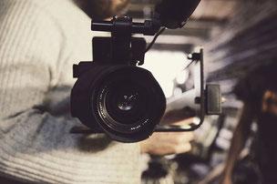 Service vidéo prposé par le photographe en vin.