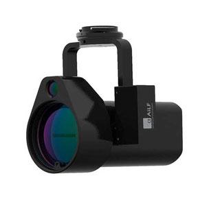 DJI U10 es una cámara láser para detección de Gas Methano, detectar gas con drones, disponible ahora