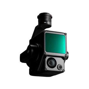Zenmuse L1 sensor LiDAR para Matrice 300 RTK solución completa para escaneo láser disponible