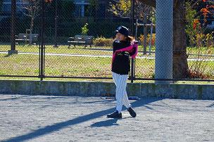 勉強も野球もがんばるNOZさんです。