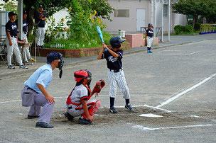 5番打者も四球で出塁