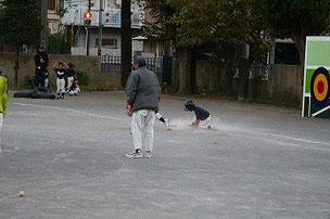 でも、1塁に滑り込んで、監督に怒られてしまったSくんでした・・