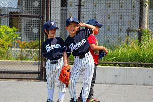 かわいい2年生たち
