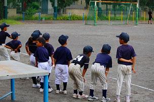 走塁も課題の一つ。