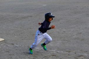 2月からは、AKさん、NOZさんもAチームで走塁練習。足が速いから期待しているよ。