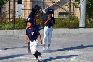 スキをついた走塁ができるようになりました。