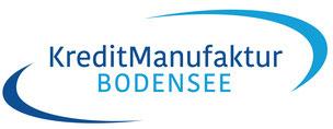 Logo Kreditmanufaktur Bodensee