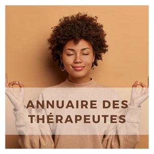 Plus de 600 thérapeutes et professionnels du bien-être en Touraine.