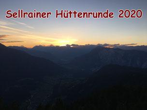 Sellrainer Hüttenrunde 2020