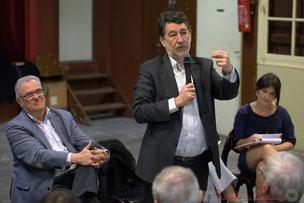 Alain Anziani, Sénateur-Maire de Mérignac, Vice-président de la Bordeaux-Métropole, chargé de la métropolisation