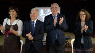 Anne-Laure Fabre-Nadler, Gérard Poisbelaud, Jean-Marie Darmian, Mathilde Feld