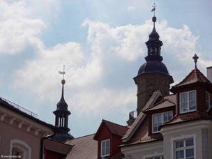 Türme von St. Kilian, Bad Windsheim