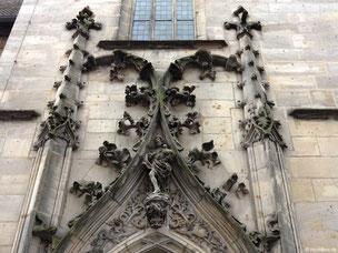 Johannesportal, St. Johannes Baptista