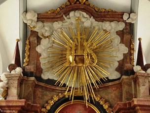 Christusmonogramm, Lichtenfels
