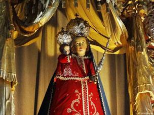Gnadenbild der Basilika Marienweiher