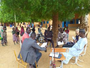 Mission au Niger