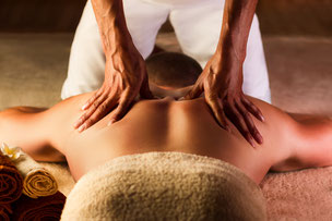 Massage Musculaire Paris