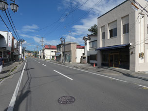 東山 上町自治会 長坂商店街